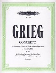 Piano Concerto (Abridged And arranged For Piano Solo)