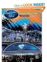 American Idol® Sheet Music Hits, Seasons 5-7: Easy Piano