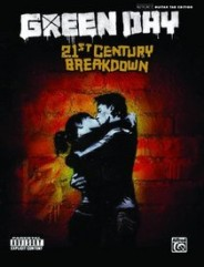 Green Day 21St Century Breakdown Authentic Guitar Tab Edition