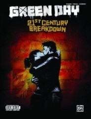 Green Day: 21St Century Breakdown Piano/Vocal/Chords
