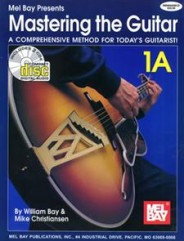 Mastering the Guitar 1A Book/2-CD Set (Book)