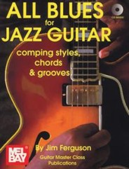All Blues for Jazz Guitar (Book/CD Set)
