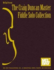 The Craig Duncan Master Fiddle Solo Collection (Book)