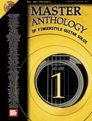 Master Anthology of Fingerstyle Guitar Solos, Volume 1