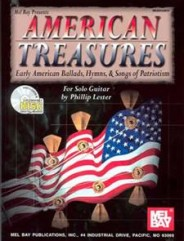 American Treasures (Book/CD Set)