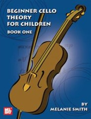 Beginner Cello Theory for Children, Book One (Book)