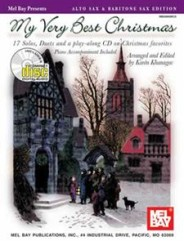 My Very Best Christmas, Trumpet, Clarinet, Soprano Sax