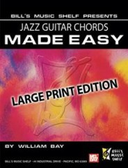 Jazz Guitar Chords Made Easy