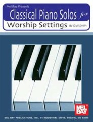 Classical Piano Solos for Worship Settings (Book)