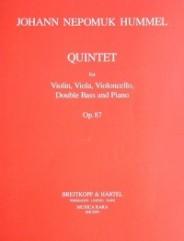 Klavierquintett Es-dur op. 87