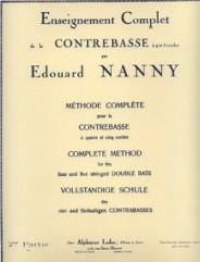 Methode. (Contrebasse, Volume 2).