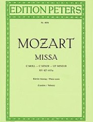 Mass in c minor K427 (K417a)