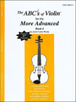 Abc's of Violin No. 4-More Advanced