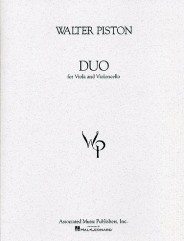 Duo for Viola and Violoncello