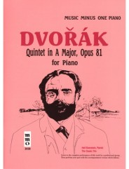 DVORAK Quintet in A major, op. 81