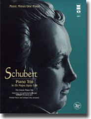 SCHUBERT Piano Trio in E-flat major, op. 100, D929 (2 CD Set)