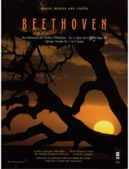 BEETHOVEN Two Romances for Violin & Orchestra; Sonata No. 5 in F major 'Spring'