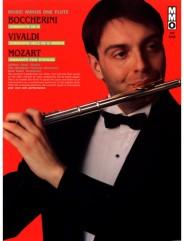 BOCCHERINI Concerto in D major; VIVALDI Concerto No. 2 in G minor 'La Notte'; MOZART Andante for Flute and Strings