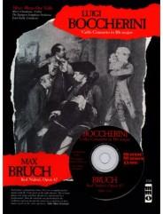 BOCCHERINI Violoncello Concerto No. 9 in B-flat major, G482; BRUCH Kol Nidrei (Adagio on Hebrew Melodies), op. 47