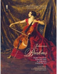 BRAHMS Double Concerto for Violoncello & Violin in A minor, op. 102 (3 CD set)