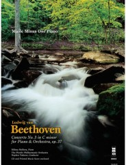 BEETHOVEN Concerto No. 3 in C minor, op. 37 (New Digital Recording - 2 CD set)