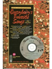 Everybody's Favorite Songs - Low Voice, Vol. I