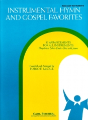 Instrumental Hymn And Gospel Favorites