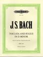 Toccata & Fugue in D minor BWV 565