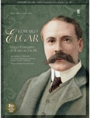 ELGAR Violoncello Concerto in E minor, op. 85 (2 CD set)