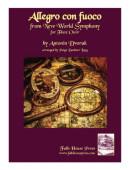 Dvorak, Antonin (Arr. Paige D Long) - Allegro con fuoco from New World Symphony